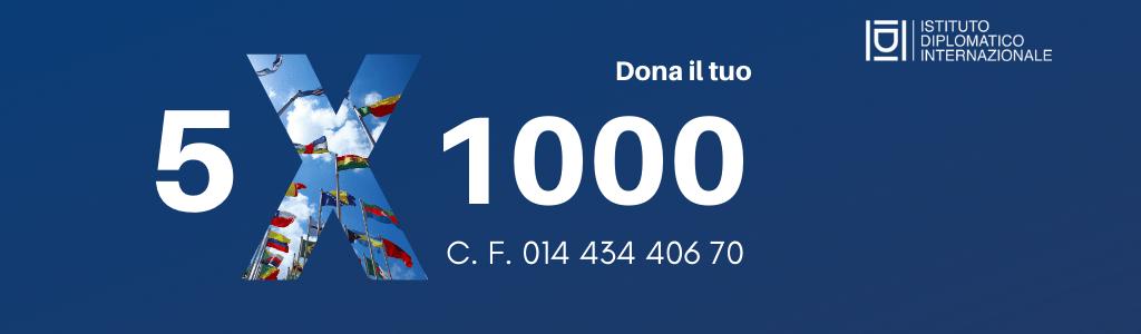 5x1000 Istituto Diplomatico Internazionale