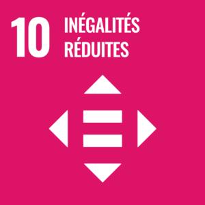 10, inégalités réduites