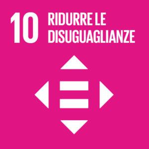 10, ridurre le disuguaglianze